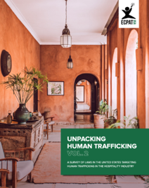Unpacking Human Trafficking Vol 2 cover