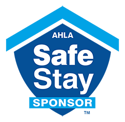 Safe Stay sponsor logo