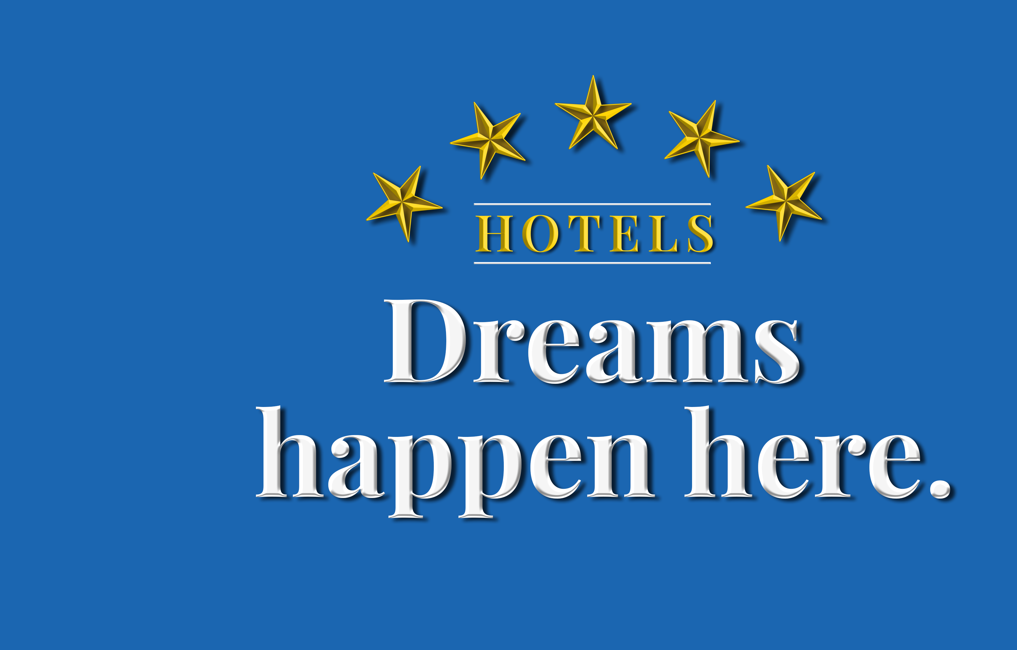 Dreams Happen Here Logo