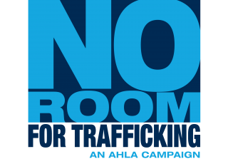 no room for trafficking logo