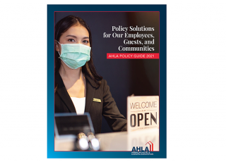 AHLA 2021 Policy Guide cover
