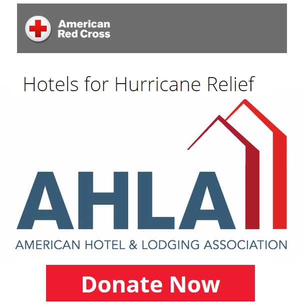 HOTELS FOR HURRICANE RELIEF: DONATE TODAY! | AHLA